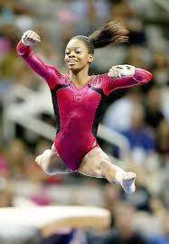vault gymnastics gabby douglas. Gabby Douglas: Gymnastics Age: 16 Hometown: Virginia Beach, VA Girl Guide: The 4-foot-11 Vampire Diaries Fanatic Left Her Family At Age 14 To Train Vault Douglas ,