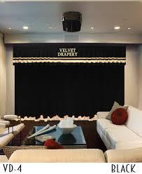 curtains for home theater curtains for home theater