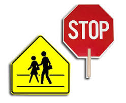 Image result for clip art crossing guard