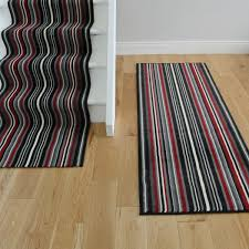 remarkable red striped runner rug red and black striped carpet carpet awsa