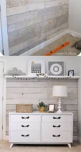 pallet wood wall whitewash. whitewashing pallet wood creates a soft and natural weathered look, which is perfect for this modern farmhouse style room by owen\u0027s olivia! wall whitewash e
