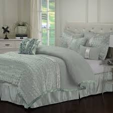 fancy chezmoi collection with gold comforter set and turquoise bedding sets