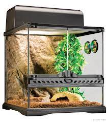 Exo Terra : Habitat Kit Invertebrate / Terrarienstarterset für Wirbellose