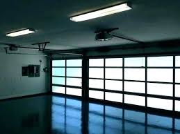 plexiglass garage doors door modern cost storm insert panels window