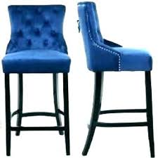 the incredible and also attractive navy blue bar stools intended for prepare 11 navy blue bar stools73
