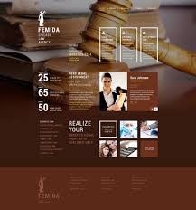 Law Templates Law Firm Responsive Website Template 52959