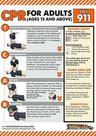 Free Downloadable Posters Disaster Survival Skills