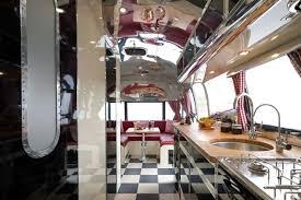 Airstream Interior Design Simple Ideas