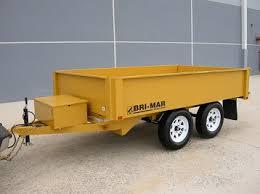 dtr610d 10 bri mar dump trailers r series