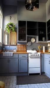 Kitchen soffit lighting Remodel Whats Soffit Dutchindustrycom 10 Ways To Disguise Kitchen Soffit Kitchn