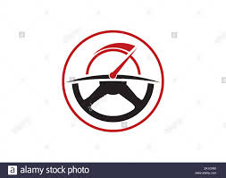 Auto Graphic Designer Graphic Car Cut Out Stock Images Pictures Alamy
