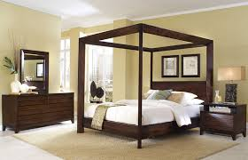 The Kanal Canopy Bed | Haiku Designs
