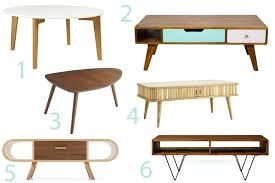 retro coffee table metal legs hairpin vintage wooden retro coffee table fieldofcream