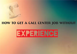 How To Get A Call Center Job Without Experience Youtube