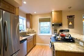 Galley Style Kitchen Remodel Ideas Galley Kitchen ...