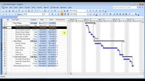 Ms Office Project Management Templates Microsoft Office Project 2007 Templates