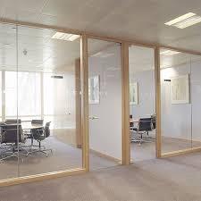 office glass partition design. Aluminium Glass Wood Office Partition Design Half - Buy Design,Aluminium Partition,Half