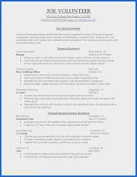 Sample Experienced Teacher Resume Unique E Year Experience Resume