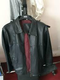 jack daniels leather jacket