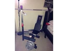 Bench Used Weight Bench Set For Sale Weider Pro Standard Bench Used Weight Bench Sale