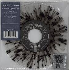 biffy clyro black chandelier live rsd 7 vinyl single 7 inch