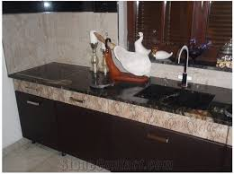 black forest gold kitchen countertops forest gold black granite kitchen countertops