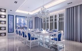 dining room navy blue decor decorating ideas grey pinterest chairs houzz dark colors trend blue and white dining room ideas e43 ideas