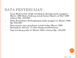 By wisnu on october 6,2013. Contoh Jurnal Penyesuaian Penyusutan Gedung Contoh Joe Resep Kuini