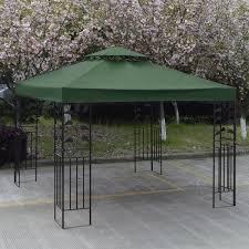 1 tier 3 colors patio canopy top