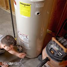 How to drain a hot water heater how to drain a