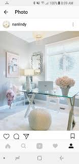 So Nice Design The Whites And Blush Colors For An Office Is So Nice And