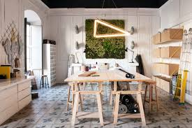 trendy office. workshop trendy office