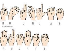 Douglas Busbee - Public Records