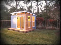 outside office shed. Backyards Chic Backyard Home Office In A Shed Inside Outside Photo On Awesome Garden Ideas Kits U