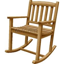chair clipart. rocking chairs, rockers clipart picture / large chair