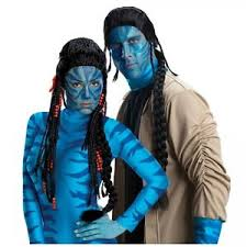 nose kit image is loading navi makeup kit avatar neytiri or jake sully