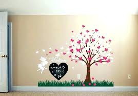 fairy wall decor fairy wall decal and fairy wall decor tree decal with ladybugs fairy and