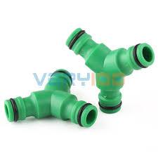 garden hose splitter. 3 Way Garden Hose Connector 1/2\ Splitter W