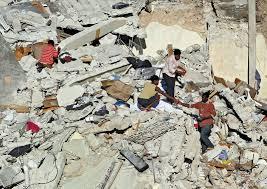 2010 Haiti Earthquake Effects Damage Map Facts