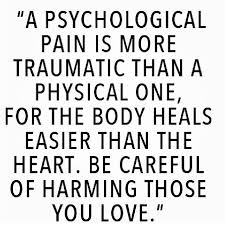Quotes About Psychological Pain 40 Quotes Extraordinary Emotional Pain Quotes