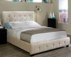 Amazing Upholstered Platform Beds DealsLinen Platform Bed