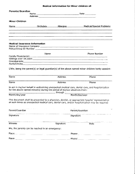 Medical Release Form For Grandparents Pin By Chelsey Barker On Kids Pinterest Medical Parenting And
