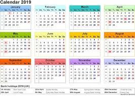 Free Printable School Calendar 2019 Calendar Nsw School Calendar January 2019 Uk England Free