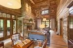 Деревянные дома и интерьера