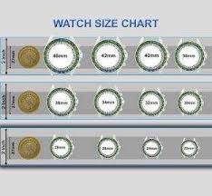 Britex Button Sizing Chart Seiko Srl071p1 Analog Watch