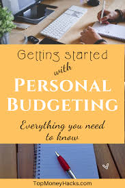 A Complete Guide About Personal Budgets To Help You Save