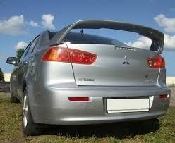 Задний <b>спойлер</b> Mitsubishi <b>Lancer</b> 10 EVO. Купить <b>спойлер на</b> ...