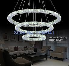 one other image of diy led chandelier
