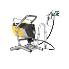 Wagner Paint Sprayer Comparison Chart Wagner Control Pro 190 High Efficiency Airless Sprayer