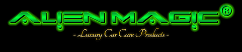 Alien Magic luxury car care products